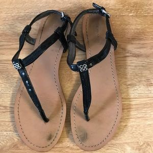 Coach Women's Leather Sandals